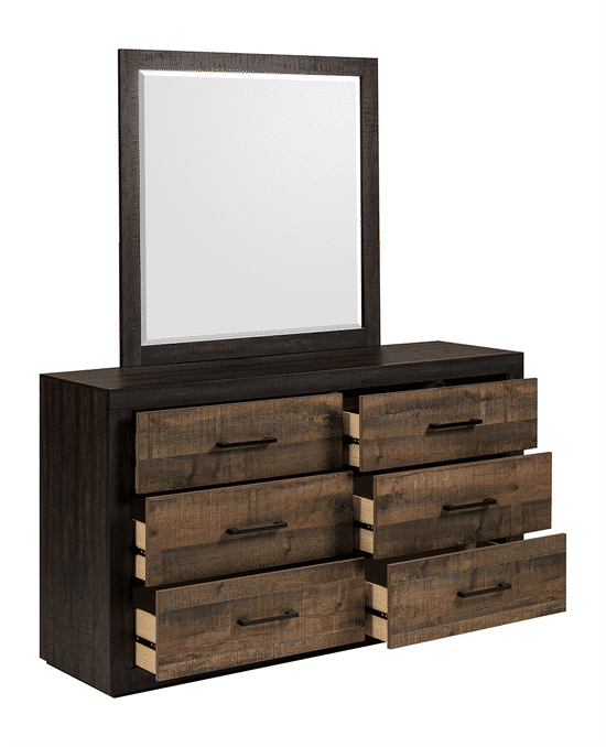 Picture of Brooke Dresser and Mirror
