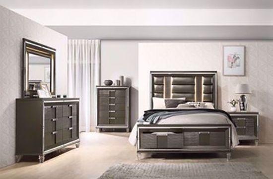 Picture of Twenty Nine Dresser and Mirror