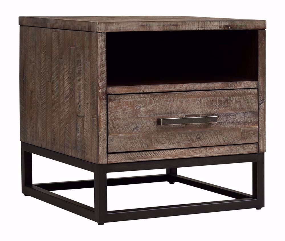 Picture of East Hampton Square End Table