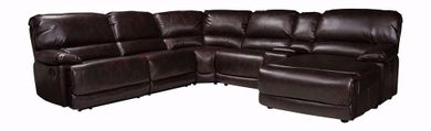 Rick Six Piece Reclining Sectional