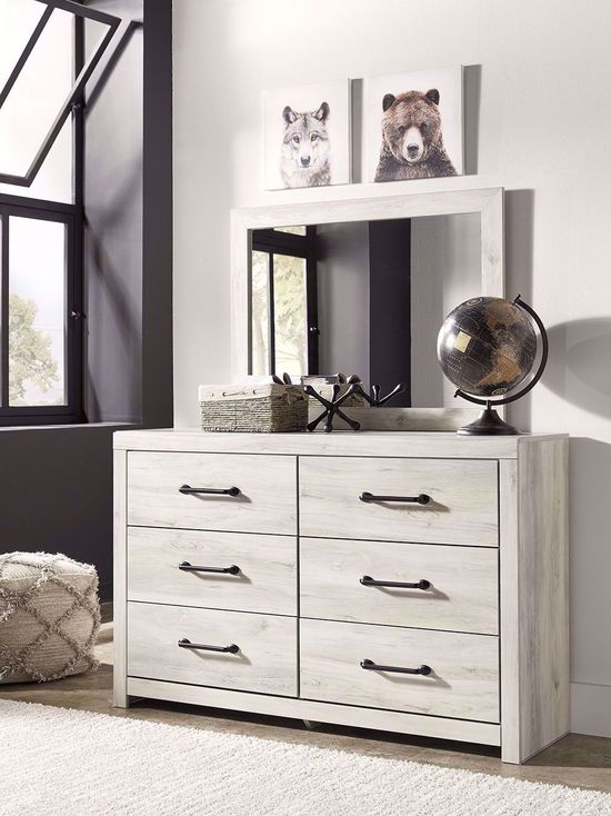 Picture of Cambeck Dresser and Mirror Set