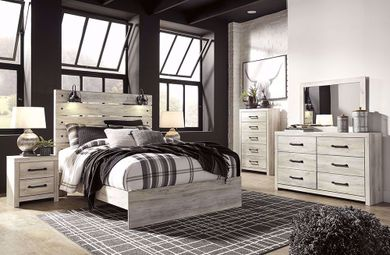 Cambeck Queen Panel Bedroom Set