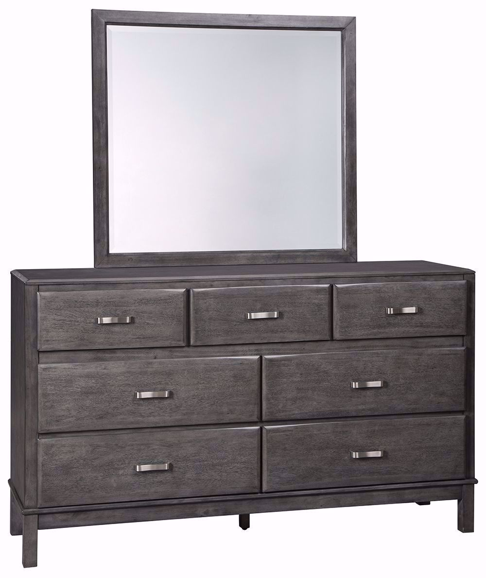 Picture of Caitbrook Dresser and Mirror