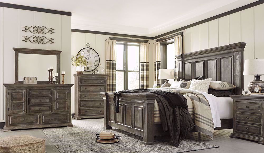 Picture of Wyndahl Queen Panel Bed
