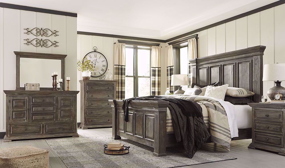 Picture of Wyndahl Queen Panel Bedroom Set