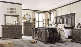 Wyndahl Queen Panel Bedroom Set
