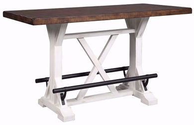 Valebeck Rectangular Counter Table