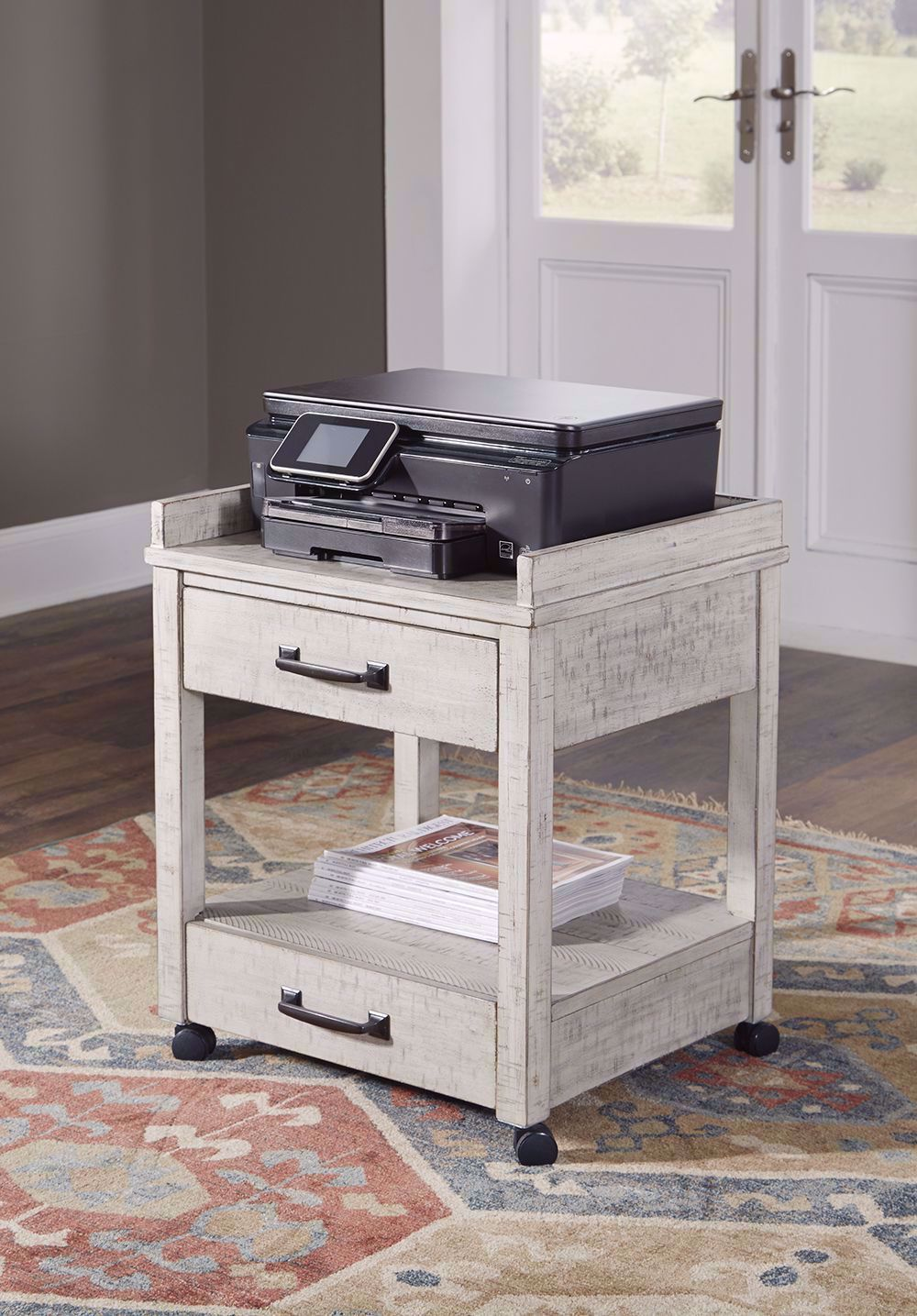 Picture of Carynhurst File and Printer Stand
