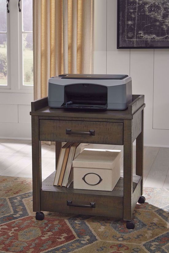 Picture of Johurst File and Printer Stand