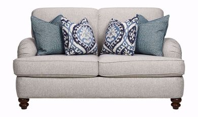 Fresco Grey Loveseat