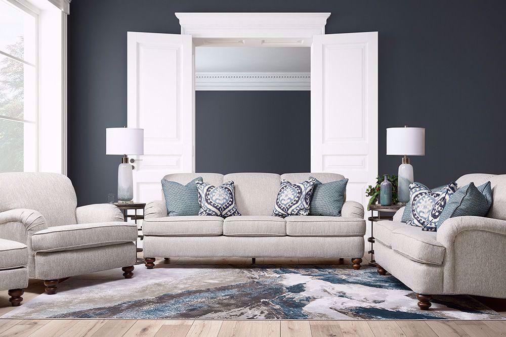 Picture of Fresco Grey Loveseat