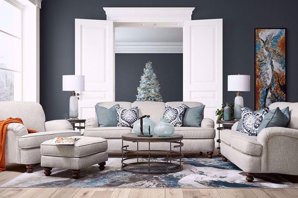 Picture of Fresco Grey Sofa