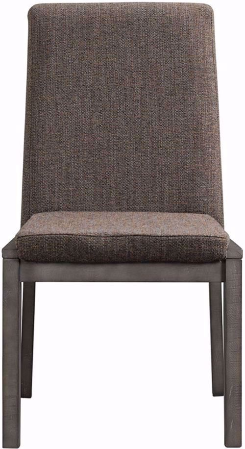 Picture of Cross Dining Upholstered Side Chair