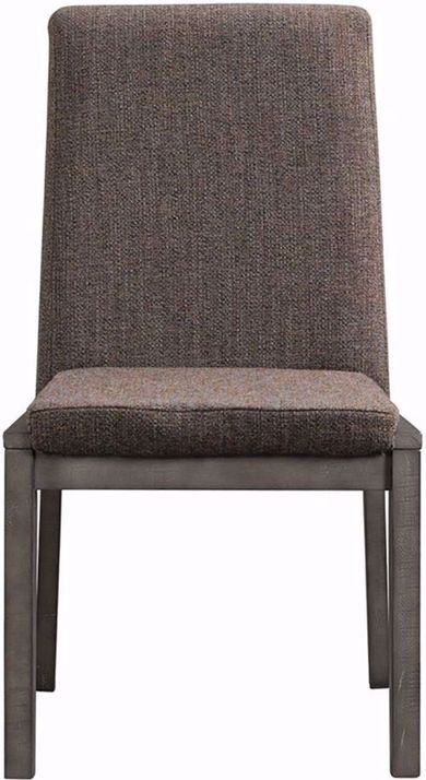 Cross Dining Upholstered Side Chair