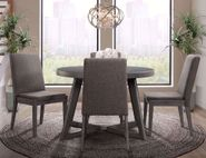 Cross Dining Table and Four Chairs