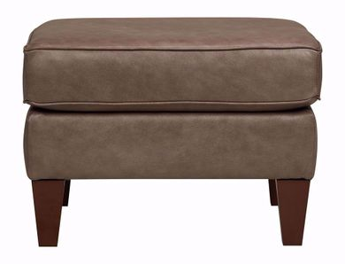 Evolution Fox Ottoman