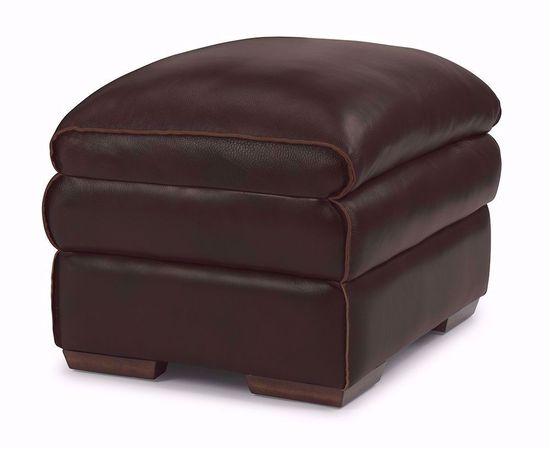 Picture of Penthouse Leather Ottoman