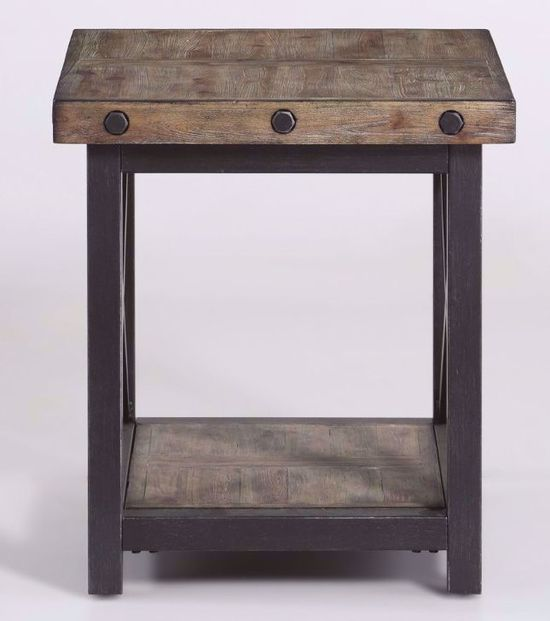 Picture of Carpenter Driftwood End Table