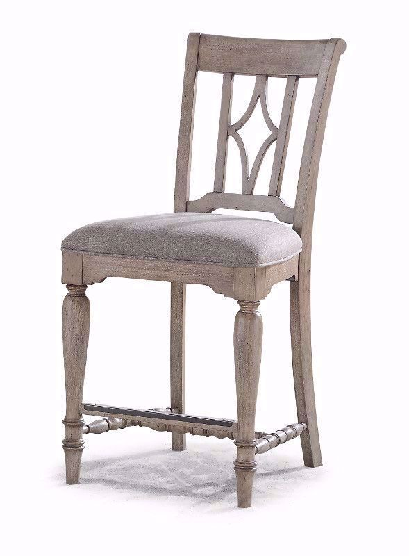 Picture of Plymouth Gray Counter Stool