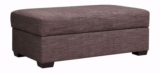 Picture of Cashmere Storage Ottoman