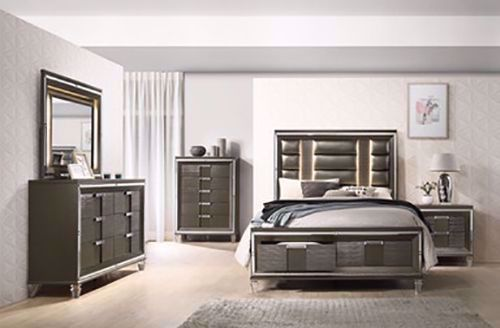 Picture of Twenty Nine King Storage Bedroom Set