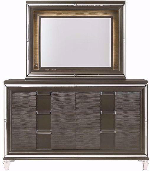 Picture of Twenty Nine Dresser and Mirror