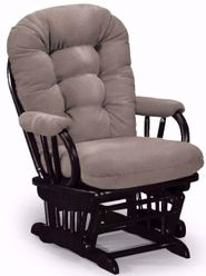 Sona Glide Rocker and Ottoman