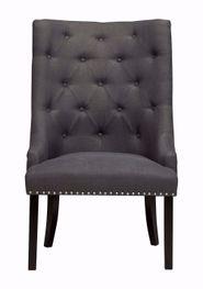 Conversation Graphite Chair