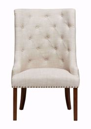 Wendau Linen Chair