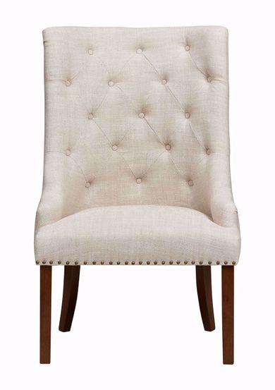Wendau Linen Chair