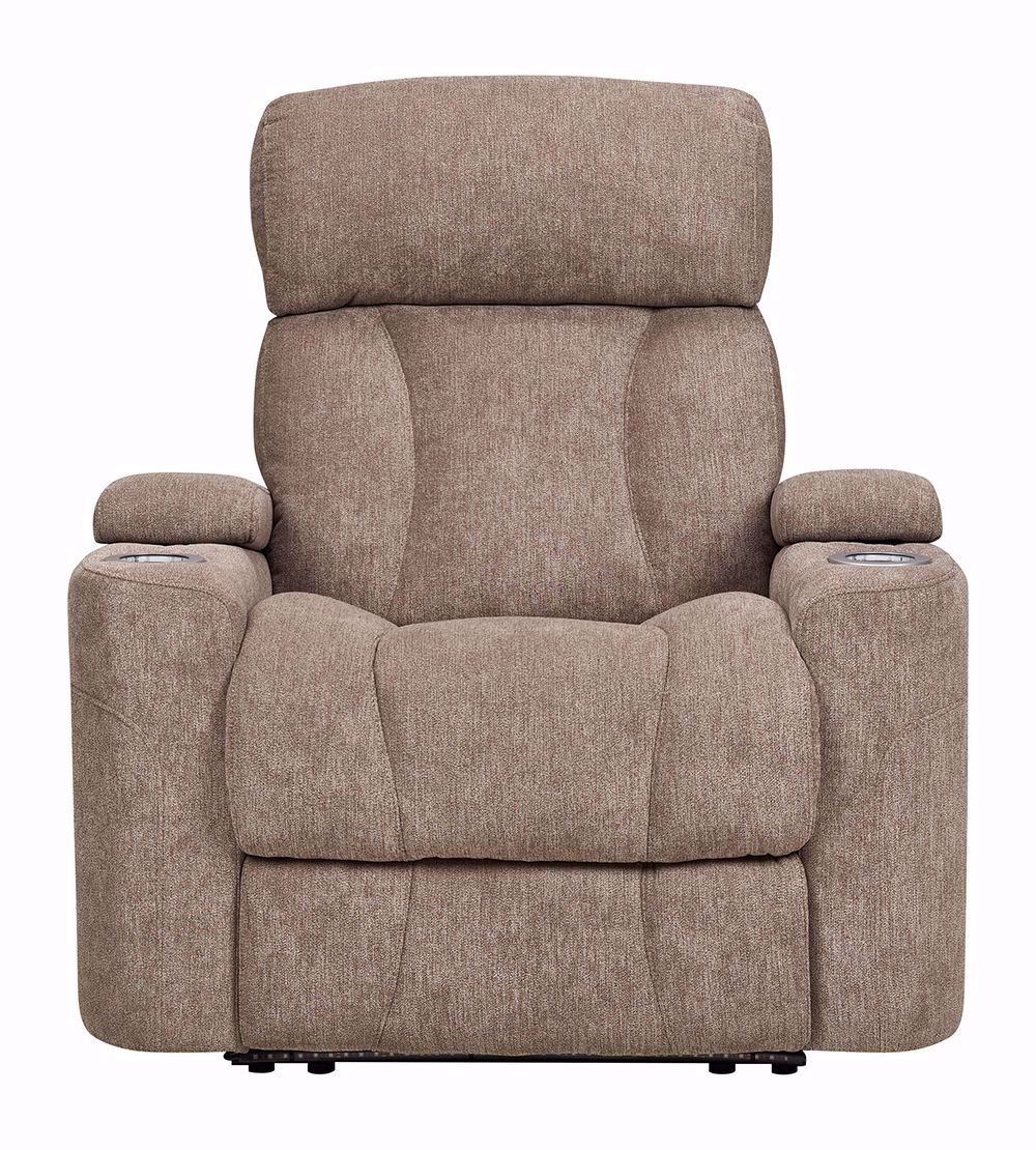 Picture of Marley Tan Power Recliner