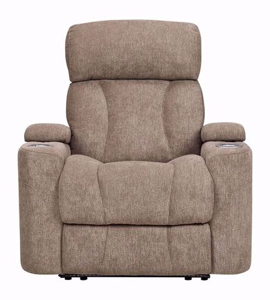 Marley Tan Power Recliner