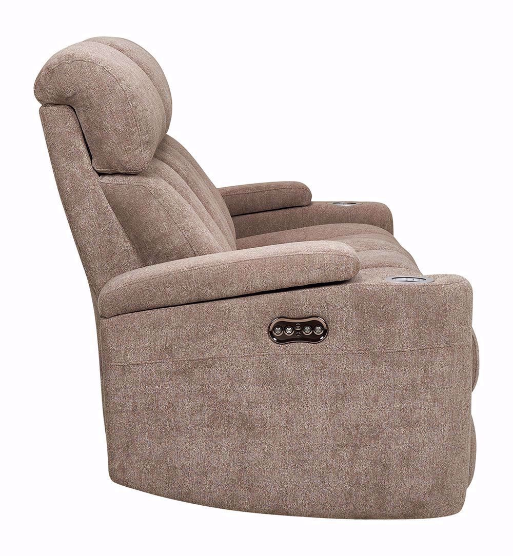 Picture of Marley Tan Power Reclining Sofa