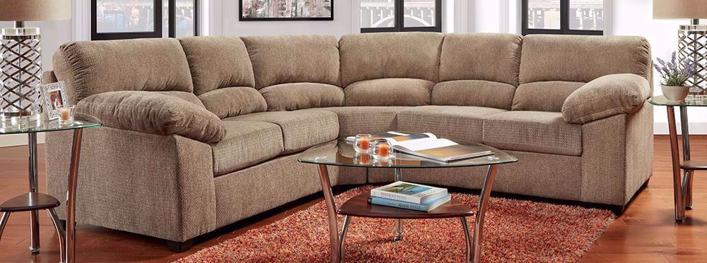 Picture of Haven Mineral Two Piece Sectional