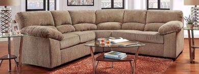 Haven Mineral Two Piece Sectional