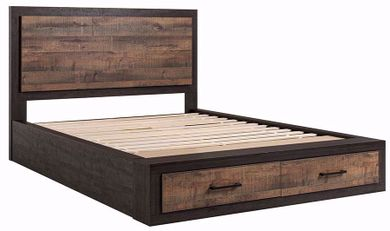Brooke Queen Storage Bed Set