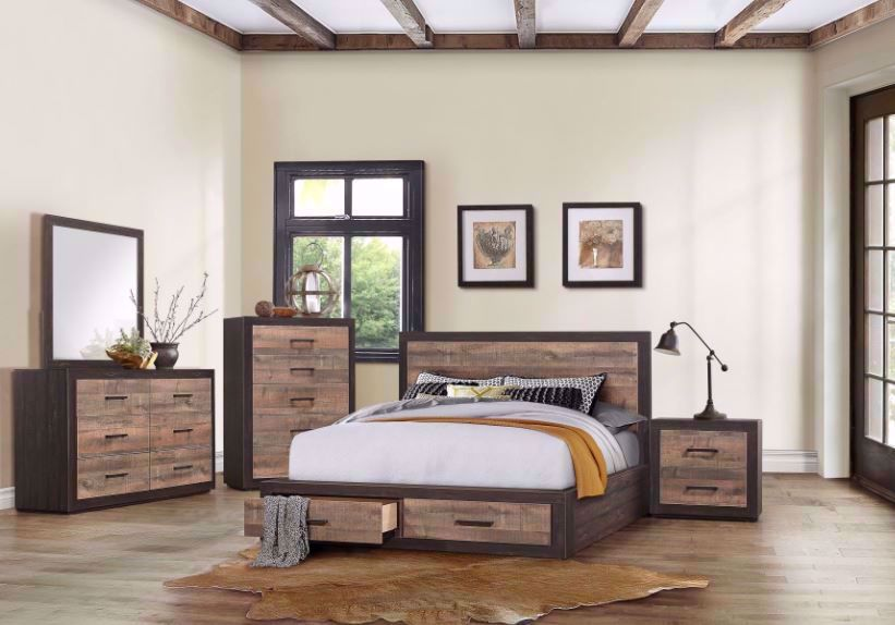Picture of Brooke Queen Storage Bedroom Set