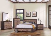 Brooke Queen Storage Bedroom Set