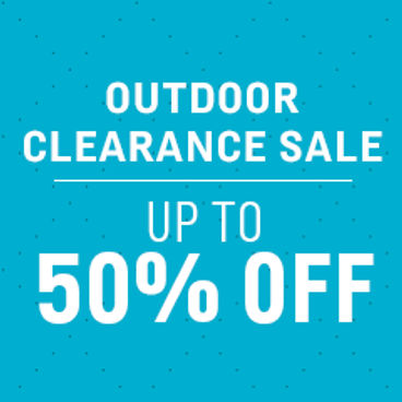 Outdoor Clearance Sale   Up to 50% off