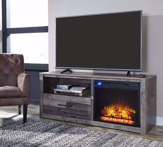Picture of Derekson TV/Fireplace Set