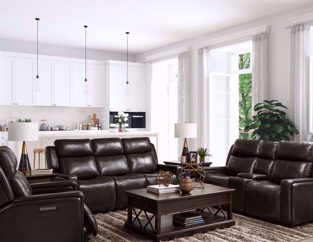 Picture of Coco Brown Power Reclining Sofa