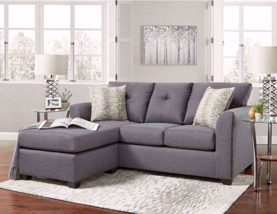 Picture of Stonewall Gray Sofa Chaise