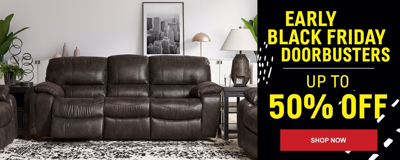 Early Black Friday Doorbusters | Up to 50% off