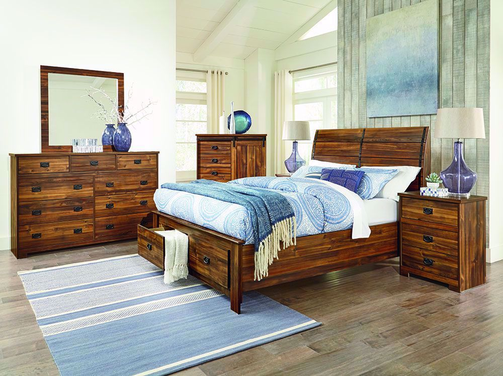 Picture of Ontario Queen Storage Bedroom Set