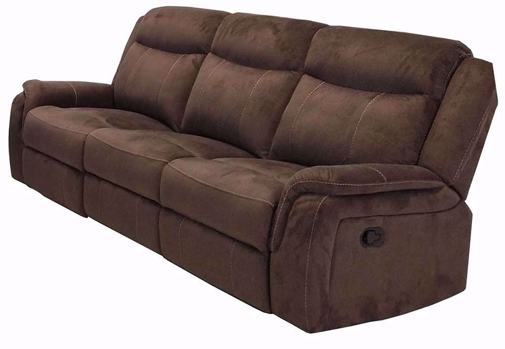 Picture of Cavett Cocoa Dual Reclining Sofa