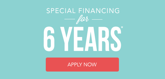 6 Years No Interest Financing* (Apply Now)