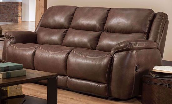 Picture of Riatta Bison Double Reclining Sofa