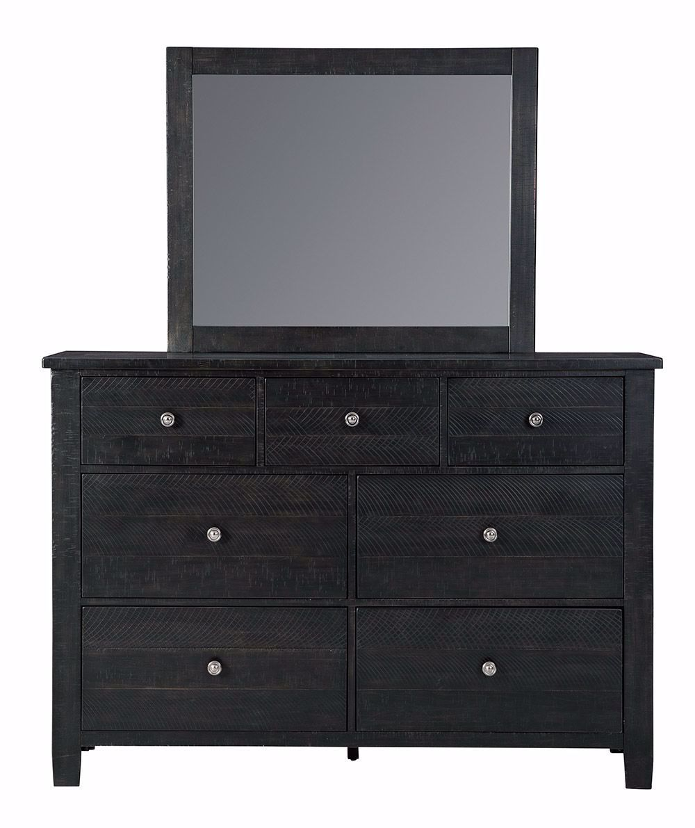 Picture of Noorbrook Dresser and Mirror Set