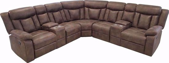 Picture of Stewart Adobe 3-Piece Sectional