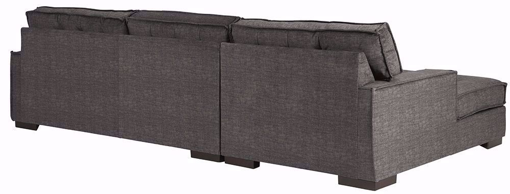 Picture of Coulee Point Charcoal Two Piece Sectional